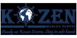 Kozen Marine Survey Company Logo